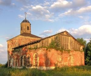 Покровский храм д. Нововасильевское